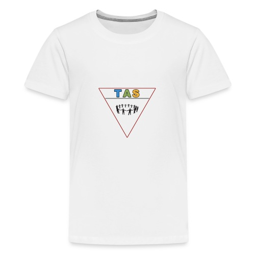 The Art of Survival - Teenage Premium T-Shirt