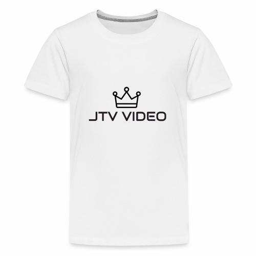 JTV VIDEO - Teenage Premium T-Shirt