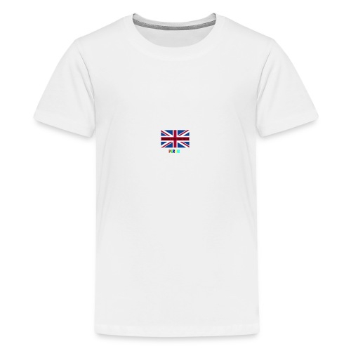 Rangers. Mot My design someone asked for it - Teenage Premium T-Shirt