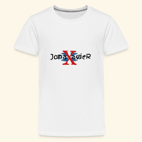 JonaXavieR - Teenager Premium T-Shirt