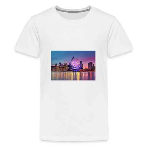 7BB39707 5D27 460C A1B9 AAD957D51321 - Premium-T-shirt tonåring