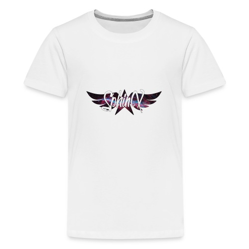 Sphinx Red - Teenager Premium T-shirt