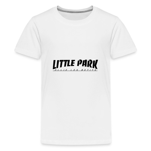 Tee-shirt Little Park - T-shirt Premium Ado