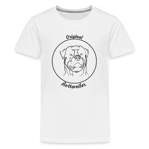 Rottweiler Original - Teenager Premium T-Shirt