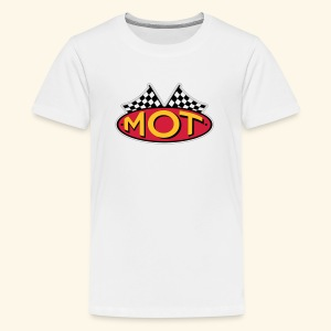 Mean OldTimers Logo T - Teenage Premium T-Shirt
