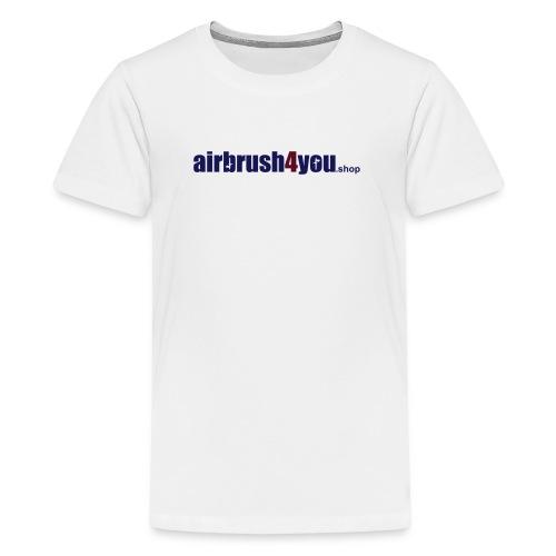 Airbrush Shop - Teenager Premium T-Shirt