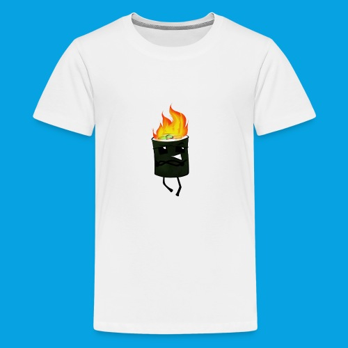 Die coole Sushirolle 2.0 - Teenager Premium T-Shirt