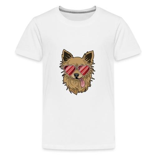 Cool Engla - Premium-T-shirt tonåring