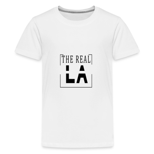 The Real LA - Teenager Premium T-Shirt