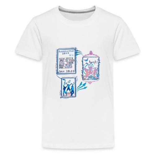 amazon parookaville - Teenager Premium T-Shirt