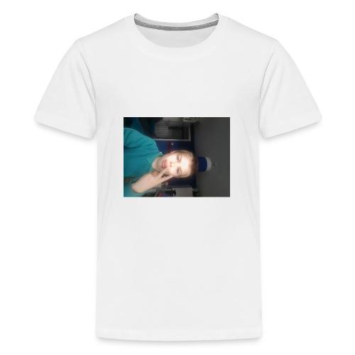 Iphone case Red Ball4561 - Teenage Premium T-Shirt
