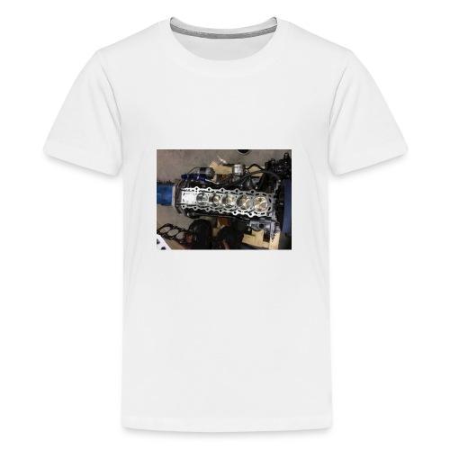 Motor tröja - Premium-T-shirt tonåring