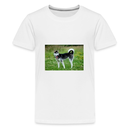Mein Hund - Teenager Premium T-Shirt