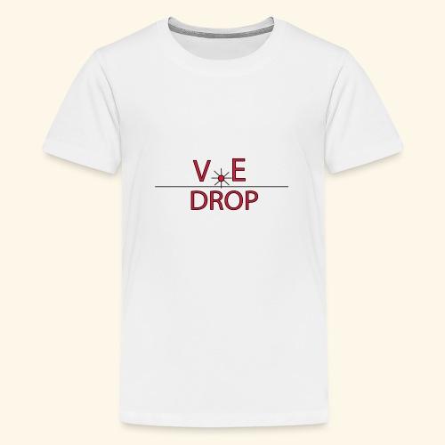 Summer EDrop - Teenager Premium T-Shirt