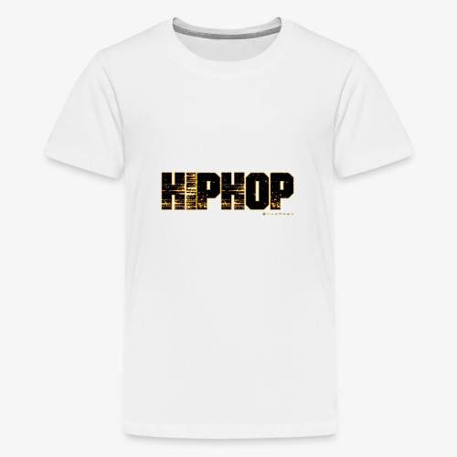 hiphop - Teenage Premium T-Shirt