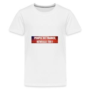 Vêtements pour les patriotes - T-shirt Premium Ado