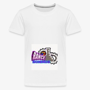 Rancescience logo - Teenage Premium T-Shirt