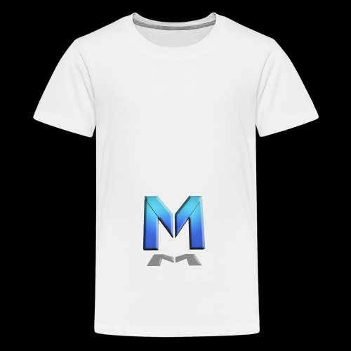 MRH Gaming Front 2017 Logo - Teenage Premium T-Shirt