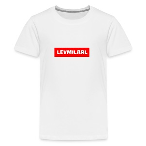design 1 - Teenager Premium T-Shirt