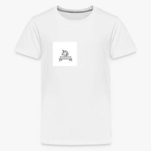 LIFE IS LIKE A UNICORN - Teenager Premium T-Shirt