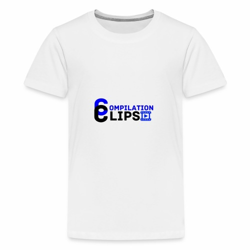 Official CompilationClips - Teenage Premium T-Shirt
