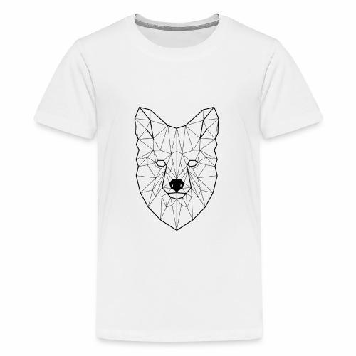 iacobusk - fox / lis - Koszulka młodzieżowa Premium