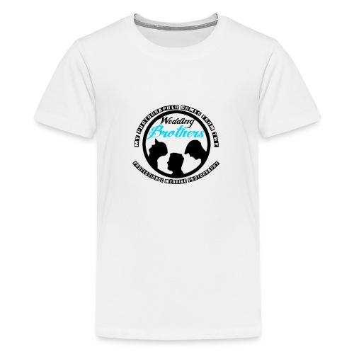 WeddingBrothers Germany Merchandise - Teenager Premium T-Shirt