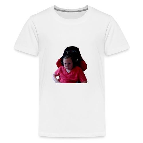 rage - Premium-T-shirt tonåring