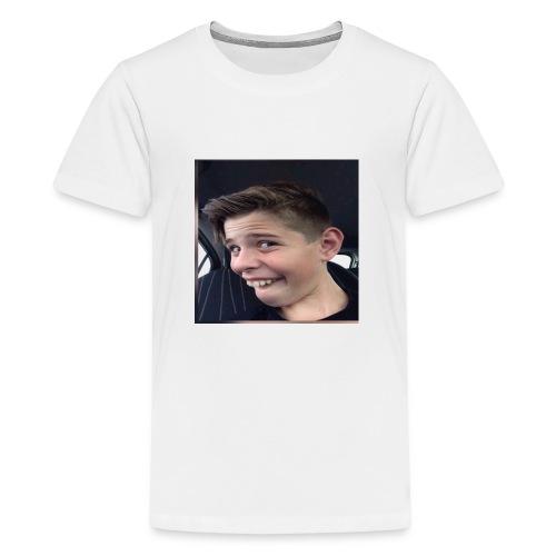 SupderDuperGay - Teenager Premium T-shirt