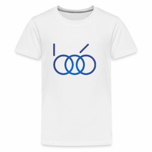 B06 IT Solutions Logo (blue) - Teenager Premium T-Shirt