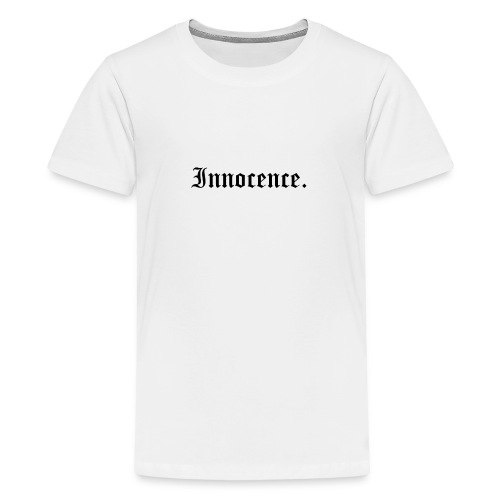 Innocence Old English Style - Teenager Premium T-Shirt
