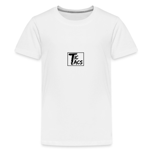 Tictacs Merch - Teenage Premium T-Shirt