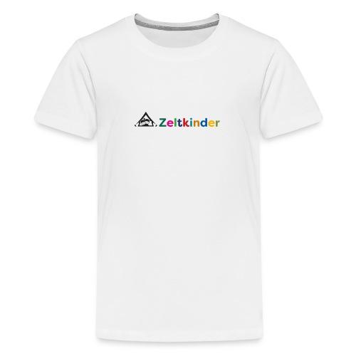 Zeltkinder - Teenager Premium T-Shirt