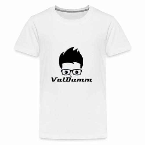 T-shirt ValDumm - T-shirt Premium Ado