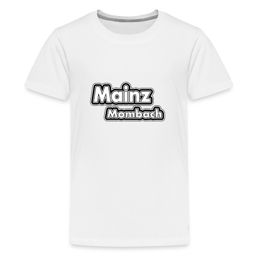 MZ MOMBACH - Teenager Premium T-Shirt