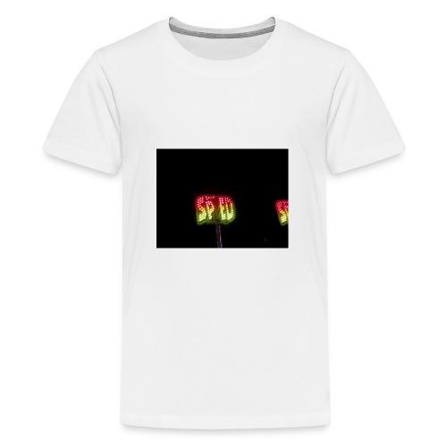 Speed Deamon - Teenager Premium T-Shirt