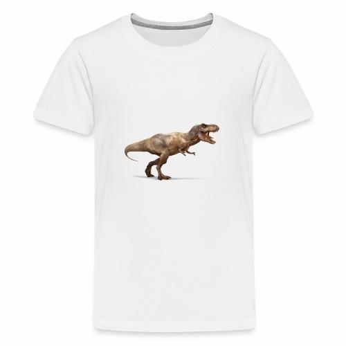 tirannosauro t rex - Maglietta Premium per ragazzi