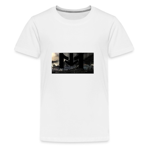 Mousta Zombie - T-shirt Premium Ado