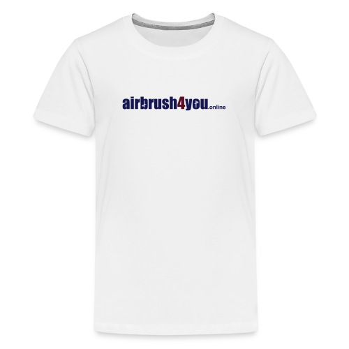 Airbrush Shop - Airbrush4You - Teenager Premium T-Shirt