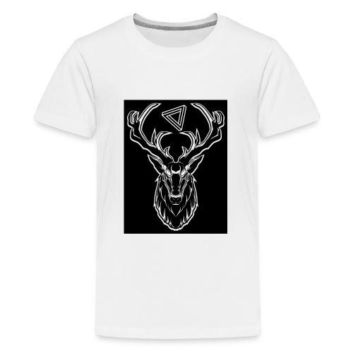 hirsch shirt - Teenager Premium T-Shirt