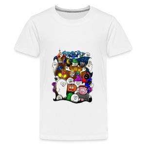 Spooky - Teenager Premium T-shirt
