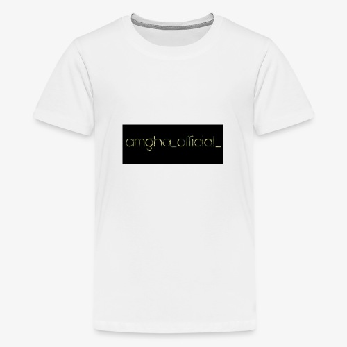 amgha_official_ - Teenager Premium T-Shirt