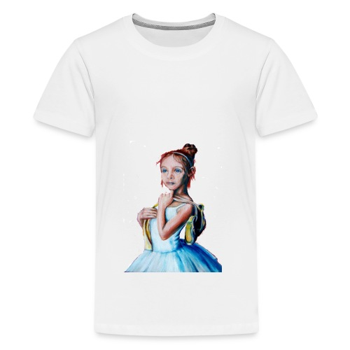 Little Dancer - Teenage Premium T-Shirt