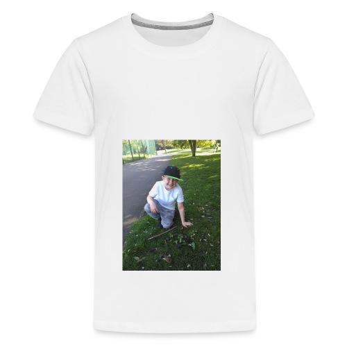 IMG 20170521 175246 - Teenage Premium T-Shirt