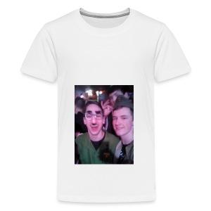 b8f9f76d e1cc 410d b491 537154488c9f - Teenager Premium T-shirt