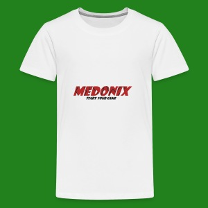 Medonix Merchendise - Teenage Premium T-Shirt