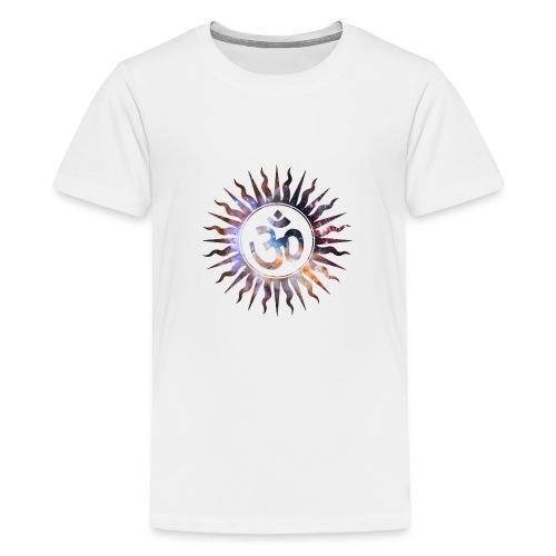 Om Mantra Symbol - Camiseta premium adolescente