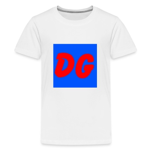 logo 2 - Teenager Premium T-shirt