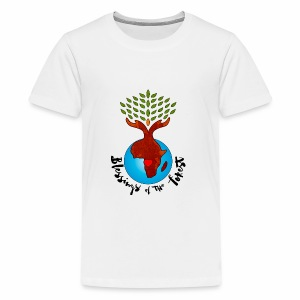 Blessings Of The Forest - Teenage Premium T-Shirt