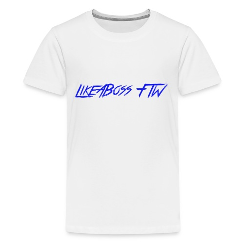 LAB-s_Designs - Teenage Premium T-Shirt